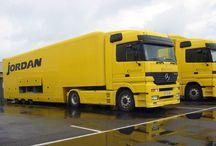 Racing Team Transporters