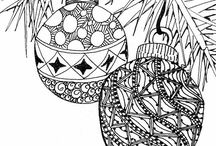 Раскраски (Coloring Pages)