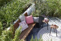 Tuin / Ideeën voor mijn nieuwe tuin