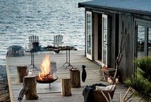 Seaside cabin