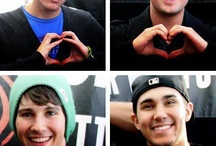 BTR<3 / For all the rushers <3 Please no bad language. Or inappropriate images!!!! Please!  I want to make this board huge!