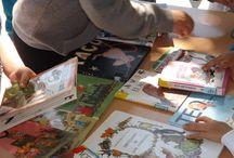 Día del libro, 23 de abril / Actividades realizadas con motivo de la celebración del día del libro