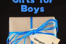 DIY gifts for boys / by Jessica