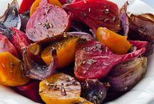 Groenten: verrassende manieren om groenten klaar te maken / by Mady D'Haese