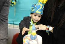 Izyaan's 2nd Monkey Birthday