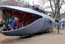 Kinderspeelplaatsen/toestellen