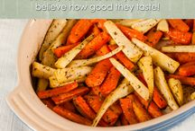 Root Veggie Recipes (Carrots, Beets, Parsnips, and more!)
