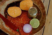 Soups / Clean eating, sugarless, flourless, voedselzandloper