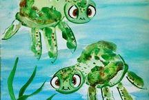 projeto fundo do mar
