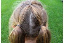 Inspirasi rambut anak