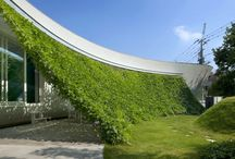 Green Arch / Doing it with plants