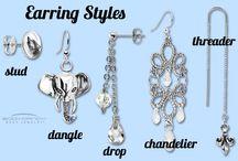 Jewellery styles designs