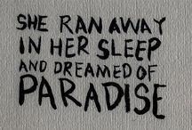 Sleep Sayings
