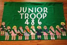 Junior Girl Scouts / by Jennifer Idzi