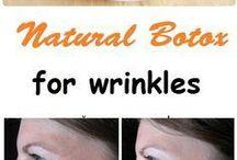 Alternative to botox