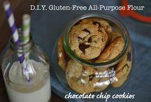 Gluten Free / by Christina Delle Walborn