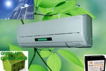 solar powered air conditioning units