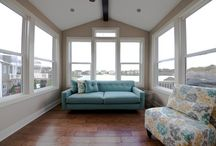 Sunrooms / Whatever the time of year, your sunroom offers the best view in the house...and often a place to relax and enjoy a book or a cup of coffee. Ahhh...just picture yourself in one of these rooms.