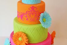 Decorated Cakes / Decorated cakes for all occasions / by Norma Riggs