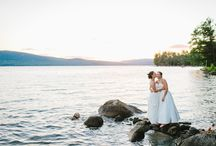Destination Weddings / Weddings in the mountains, by the sea, and everything in between.