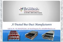 A-Bus Duct / Wants eminent bus duct manufacturers, suppliers, and exporters, then Brilltech Engineers Pvt. Ltd is right here to help you. Backed by our in-house manufacturing facility, we use only the latest technology and trained technicians while manufacturing bus duct which ensures its smooth performance.