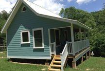 """""""Tiny House/Cabin Ideas"""""""
