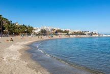 Costa Del Sol / Some of Spain's favourite resorts are on the Costa del Sol, so pick your place and get ready for all the sea and sand you could dream of. With miles of sun-drenched coast and a laid-back atmosphere, it's a total classic for beachside lounging and relaxing.
