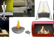 Anywhere Fireplace / Now you can easily do so with the Anywhere Fireplace™. The high style and distinctive contemporary design of the Anywhere Fireplace™ line of products at http://www.urgifts4allseasons.com/listing.asp?dept_id=9315&nopopup=1 / by URGifts4allSeasons