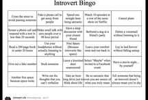 It's An Introvert Thing / by Catherine Asbach