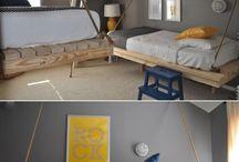 Ideas for the boys' room