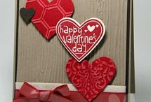 card- Valentine / by Rickie Cate