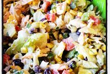 salads, wraps and more