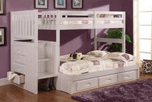 White Bunk Beds / White Bunk Beds