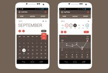 Android design inspiration
