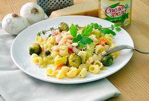 Вторые блюда Спело-Зрело / Вкусные блюда с продуктами Спело-Зрело