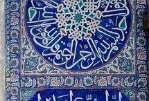 Ottoman Art Tiles / Minel Çini
