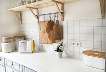 We rent: kitchen refreshing