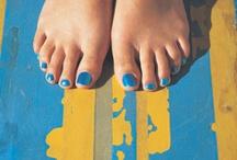 Nail Salon Spa Poster Prints