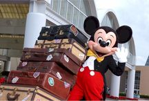Fun with Mickey and Minnie Mouse / Disney World planning and secrets