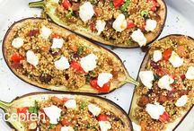 Quinoa, Couscous & Bulghur