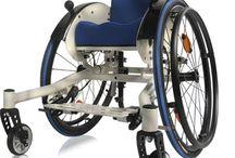 Owen's Wheelchair