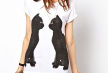 I could wear this... / ...because cats are my life! / by Carla Casaca
