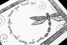 """Zentangle / Includes designs and """"how-to"""" diagrams / by Jeanene Simmons"""