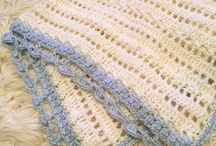 かぎ針編み ブランケット