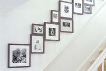 fotos en escalera