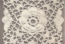Progetto coperta Costanza / Coperta cotone uncinetto