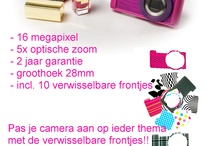 Camera's bij Focus