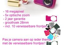 Camera's bij Focus