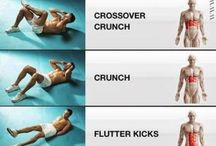 Exercise abs workout