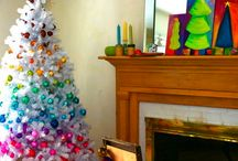 Holiday Decor / From Thanksgiving to Christmas to Easter, it's all about the holidays!  Here are some fun, creative DIY ideas and inspirations for your holiday home decor!